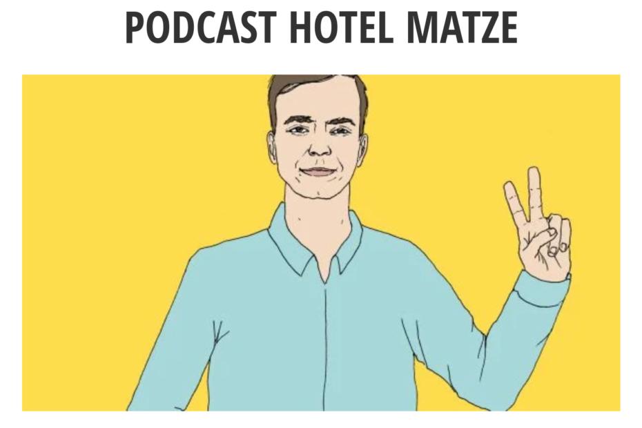 Podcast-Tipp: Hotel Matze