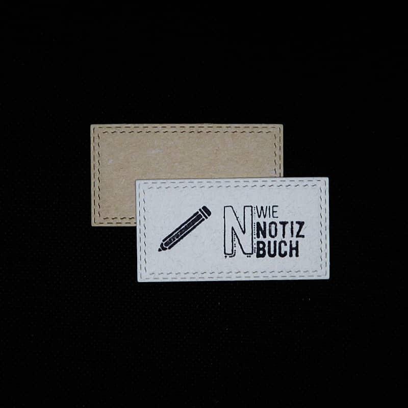 Sprüchesticker N wie Notizbuch – Spruechesticker N wie Notizbuch
