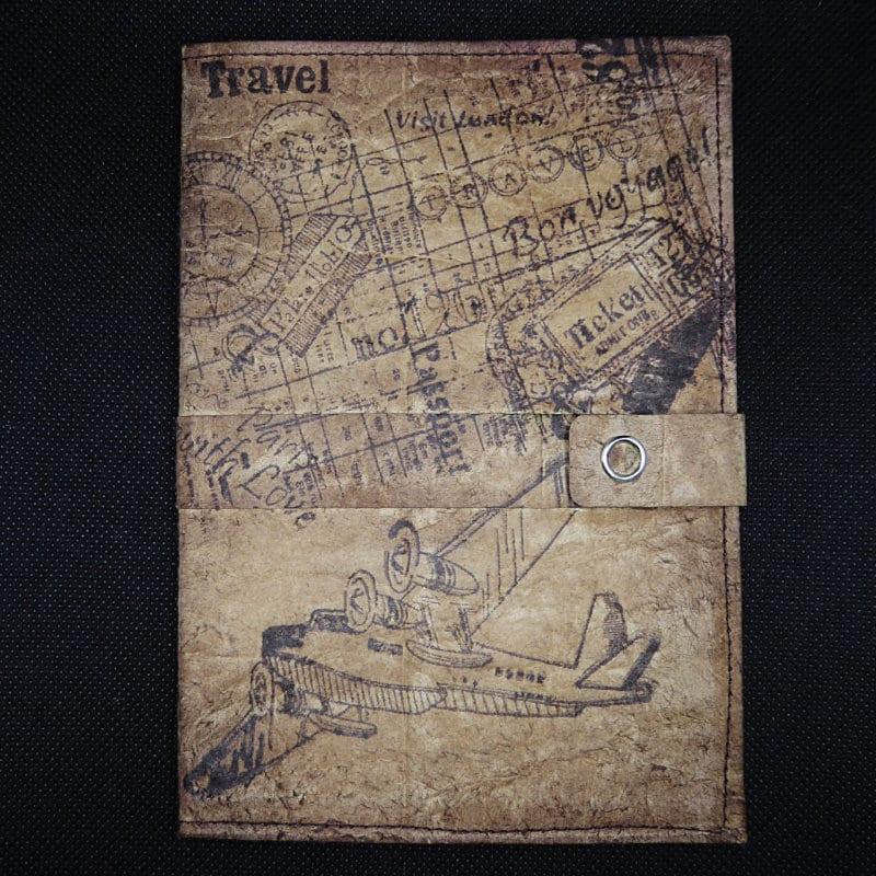 TetUp - Motiv Airplane - Reisetagebuch Flugreise