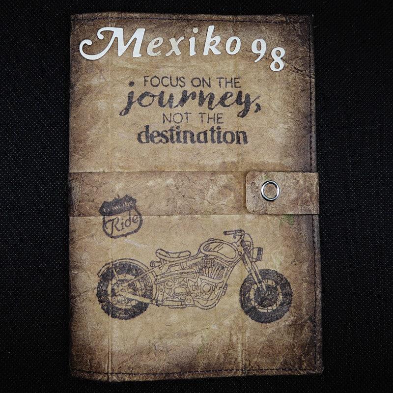 TetUp - Motiv Bike - Biker Notizbuch