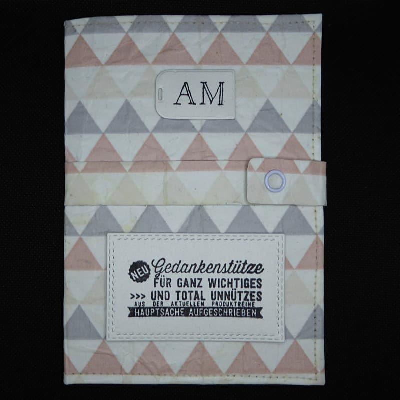 TetUp - Notizbuch Dreiecke