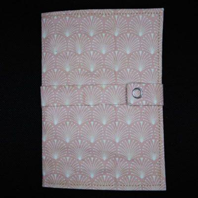 TetUp - Motiv Sporen - Notizbuch aus Milchtüte