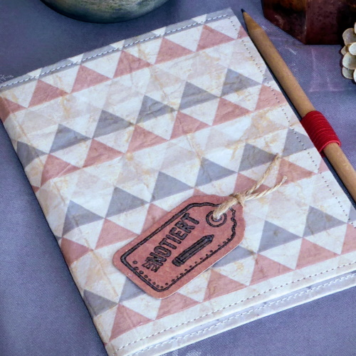TetUp! Dein Notizbuch aus einer Milchtüte